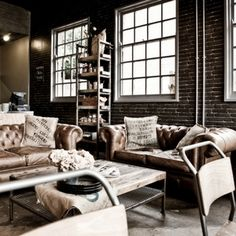 Old Boot Sofas looks at trendy ways to decorate and complement your favourite leather sofa in 2016 Old Boots, Leather Sofa, Your Favorite, Sofas, Couch, Furniture, Vintage, Home Decor, Couches