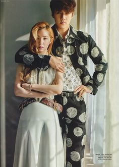 Find images and videos about kpop, exo and sehun on We Heart It - the app to get lost in what you love. Seulgi, Irene Red Velvet, Exo Red Velvet, Sehun Irene, Baekhyun, Red Velvet Photoshoot, Kpop Couples, Posing Couples, Kim Minseok