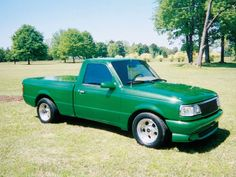Sport Truck Reader Rides Custom 1994 Ford Ranger