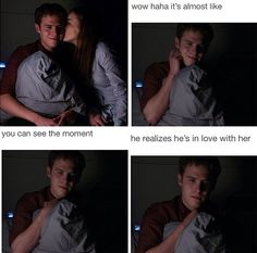 Marvel's Agents of S.H.I.E.L.D: Leo Fitz and Jemma Simmons (FitzSimmons) Elizabeth Henstridge and Iain De Caestecker