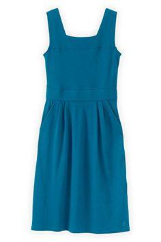 a797dcc436d online shopping for Fair Indigo Fair Trade Organic Sleeveless Square Neck  Dress from top store. See new offer for Fair Indigo Fair Trade Organic  Sleeveless ...