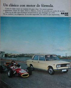 Nostalgia, Vw Group, Car Advertising, Back To The Future, Fiat, Vintage Cars, Car Seats, Audi, Classic Cars