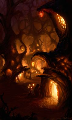 Soup - What everyone's posting right now on We Heart It Fantasy forest Dark Fantasy, Fantasy Forest, Dark Forest, Magical Forest, Forest Fairy, Haunted Forest, Fantasy Places, Fantasy World, Fantasy Kunst