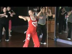 "Hali teaches a Zumba Gold routine for ""Caipirinha"" at Come On Get Happy in Cocoa, FL - YouTube"