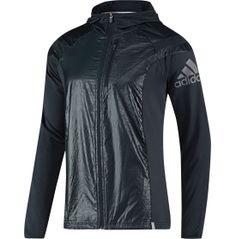 adidas Men's Adistar Stronger Hooded Running Jacket - Dick's Sporting Goods