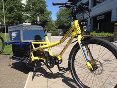 AAA Bike Patrol   Yuba Cargo Bikes