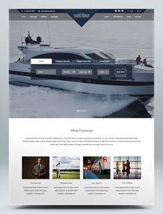 Luxury Lifestyle Services HTML Website Template Html Design Templates, Html Website Templates, Luxury Services, Concierge, Luxury Lifestyle, Places, Lugares