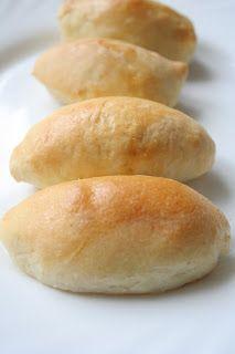 Latvian Piragi- Bacon rolls
