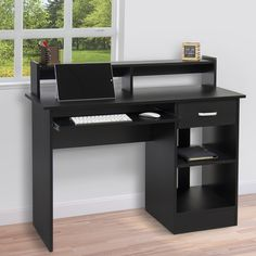 Computer Table Pc Desk Office Furniture Work Station