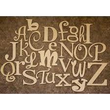 alphabet idea