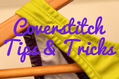 Is a coverstitch machine on your wish list? Or have you got one but are too scared to use it? Come and learn the basics plus some time-saving tips for coverstitch machines and those binder attachments! Sewing Hacks, Sewing Tutorials, Sewing Crafts, 100 Day Of School Project, School Projects, School Ideas, Bucket List Quotes, Bucket Lists, Time Saving