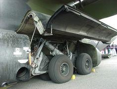 Transall C-160 - Fahrwerk