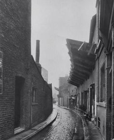 Prusom Street in Wapping