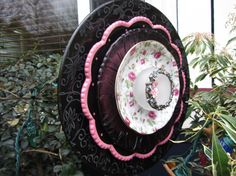 Re Purposed and Vintage Outdoor by TheEverlastingGarden on Etsy
