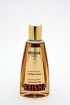 Keisha Cosmetics Lotion Micellar Tonique Deep Pore Cleanser Toner with Cocoabutter 200ml - Anti Spots Acne Treatments - http://best-anti-aging-products.co.uk/product/keisha-cosmetics-lotion-micellar-tonique-deep-pore-cleanser-toner-with-cocoabutter-200ml-anti-spots-acne-treatments/