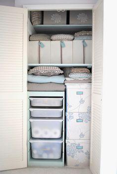 Armario para guardar la ropa de casa s banas toallas - Mueble para ropa ...