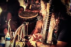 Music meets god