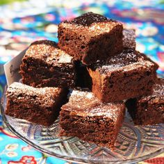 Beautiful Brownies For Father's Day prima.co.uk