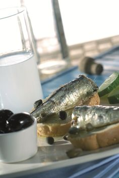 Volos, Greece ~ Tsipouro and meze, makes all troubles pass!