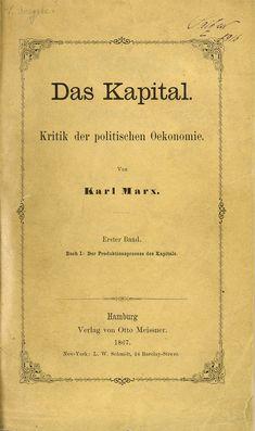 El capital - Wikipedia, la enciclopedia libre