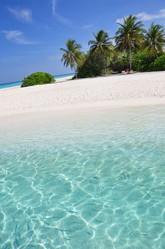 Slice of heaven - The Maldives