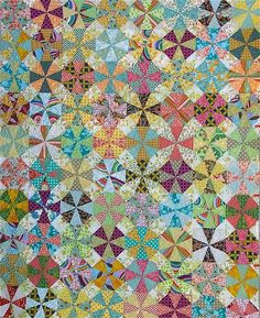 Kaleidoscope quilt | Kaleidoscope Quilt