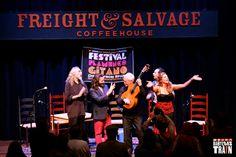 Tribute to guitarist David Serva, founding father of the Bay Area flamenco scene at 8th Annual Bay Area Flamenco Festival. Photo by Babylon's Train.