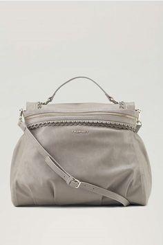 5c2328d1d223 TWIN-SET Simona Barbieri  Travel Cécile bag with handle and shoulder strap