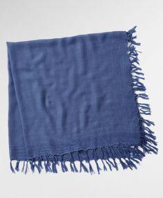 Levi's The Mandolini Scarf - Klein Blue - Scarves