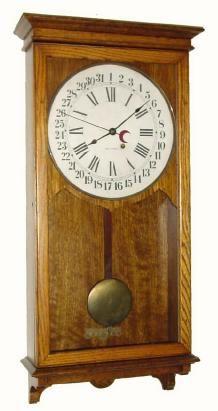 Antique Clock Details Craftsman Wall Clocks, Missing Dad, Farmhouse Clocks, Wooden Clock, Handmade Wooden, Collage, Internet, Antique, Detail