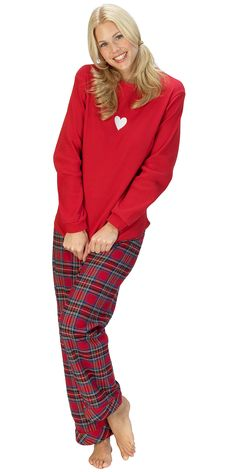 46ff3391601d Stewart Plaid Thermal Top PJs from PajamaGram.  49.99  Plaid  Pajamas Plaid  Pajamas