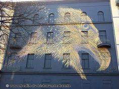 Street art in Berlin 2014