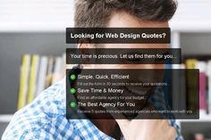 Looking for Web Design Quotes? Here's 75 Reasons Why You Should Use Us
