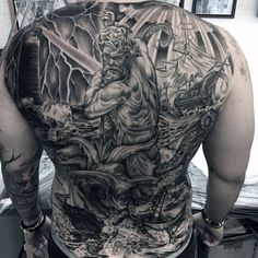 100 black and gray tattoos for men - sublimity of the gradients - 100 black and. - 100 black and gray tattoos for men – sublimity of the gradients – 100 black and… - Cool Back Tattoos, Back Tattoos For Guys, Dope Tattoos, Trendy Tattoos, Body Art Tattoos, Awesome Tattoos, Male Back Tattoos, Back Tattoo Men, Buddha Tattoos