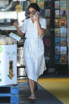 Top Looks. Sobre cestas y vestidos camiseros © Gtres Online/ Cordon Press/ Getty Images