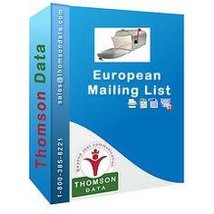 European Mailing List - European B2B Executives List - EU B2B List