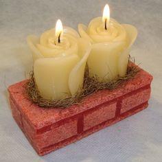 velas para decoração de festas