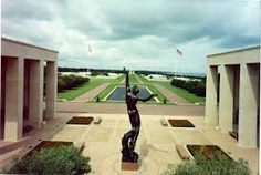 us memorial in normandy