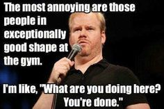 Jim Gaffigan! I LOVE HIM!!