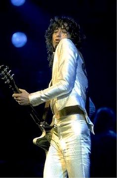 """Jimmy Page  """"The Master Calls!"""""""