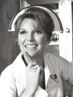 "Julie London played ""Dixie McCall, R.N"" on ""Emergency!"". She's one of my favorite nurses on the show"