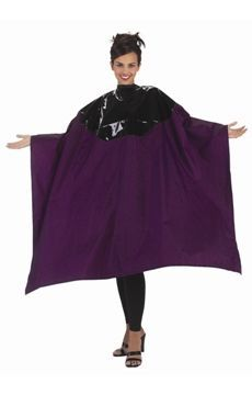 "Betty Dain Multi Purpose Cape,   Lightweight chemical resistant nylon   Snap closure   Chemical proof panel   54"" wide x 60"" long  $26.99  Use Code: LUXLOVE for 25% each item purchased."