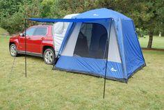 Car camping just got even easier.