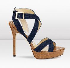 Summer Platform Strappy Sandal