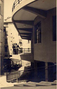 1934 CAMOGLI (GE) MERCATO by LUIGI FALCONI