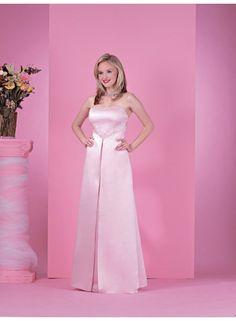 Strapless Empire Floor length Sheath Celebrity Dresses WE0896