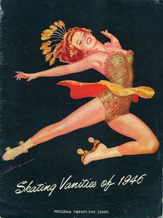 Gloria Nord, Skating Vanities 1946