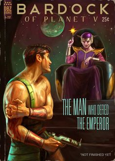 The Man Who Defied The Emperor (Dragon Ball Z) by Astor Alexander : dbz Science Fiction, Pulp Fiction, Dragon Ball Z, Akira, Classic Sci Fi, Cultura Pop, Dbz, Drawing S, Les Oeuvres