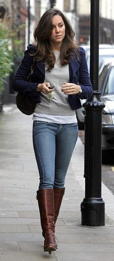 Love Kate Middleton's style!