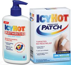 $2 off ANY Icy Hot Arthritis Lotion Coupon on http://hunt4freebies.com/coupons